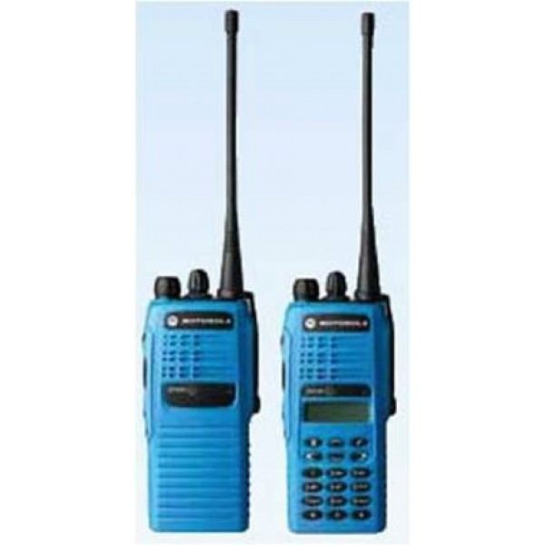 Motorola GP329 Ex, ATEX-Approved Portable Transceiver