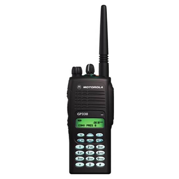 Motorola GP-338 Portable Transceiver