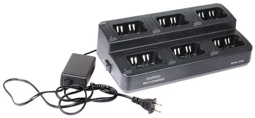 NEE-768 KYD TK760A SIX BAY CHARGER