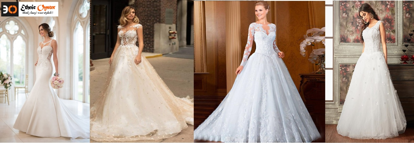 How to Choose the Perfect Wedding Gown for Your Body Type